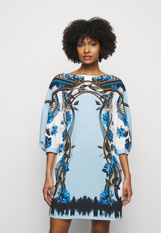 DRESS - Robe d'été - light blue