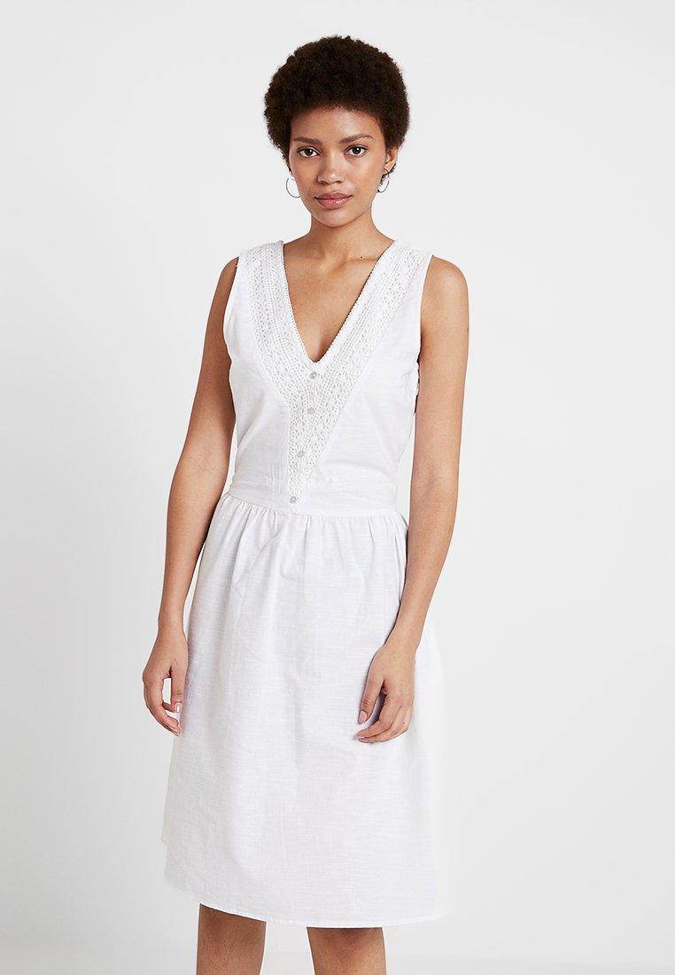 Blendshe - Košilové šaty - bright white