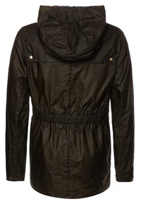 Barbour - GIRLS HAMLET - Waterproof jacket - archive olive - 1