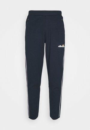 DIRUTA JOG PANT - Teplákové kalhoty - navy