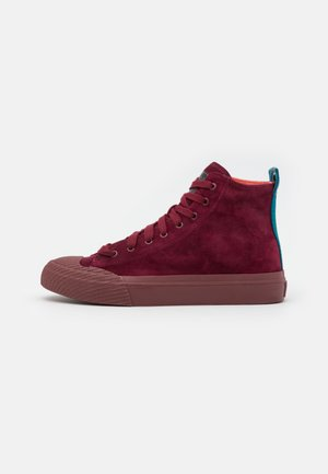 ASTICO S-ASTICO MCF SNEAKERS - Sneaker high - tawny red