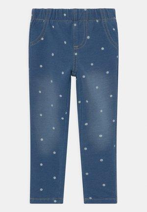 KIDS GIRLS - Jeggings - jeansblau