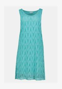 GINA LAURA - Jerseyklänning - pastellgrün - 2