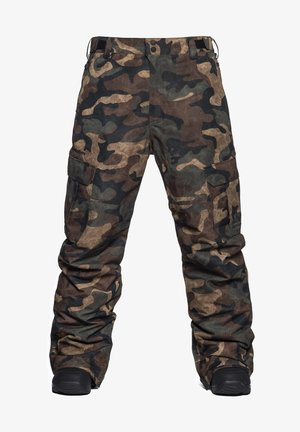 Outdoor trousers - woodland