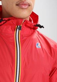 K-Way - CLAUDE 3.0 UNISEX  - Summer jacket - red - 3