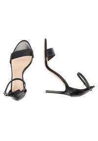 faina - High heeled sandals - black - 4