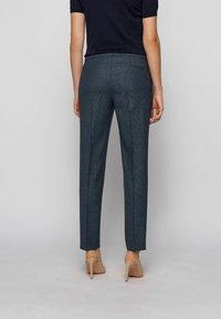 BOSS - TILUNA - Trousers - patterned - 2