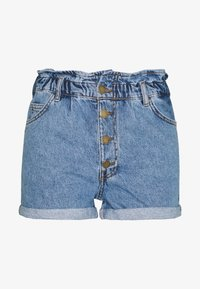ONLY Petite - ONLCUBA LIFE  - Shorts di jeans - medium blue denim - 0