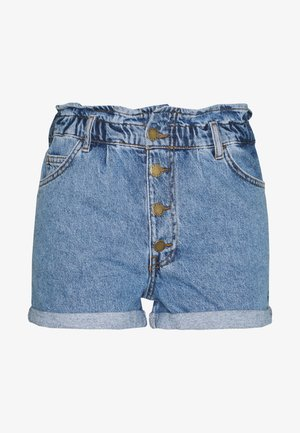 ONLCUBA LIFE  - Jeansshorts - medium blue denim