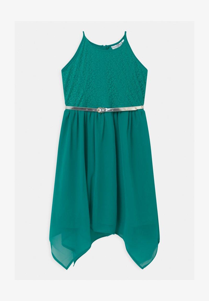 happy girls - Vestido de cóctel - turquoise