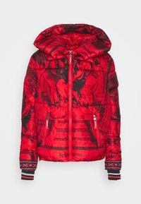 Desigual - PADDED BALTO - Giacca invernale - rojo abril - 4