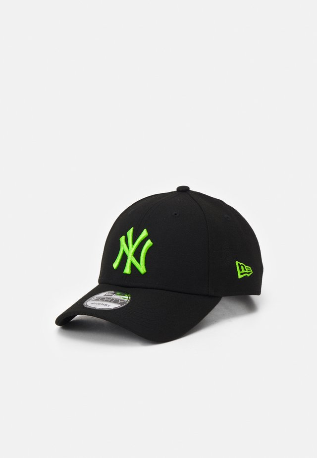 NEON PACK 9FORTY UNISEX - Cappellino - black/green
