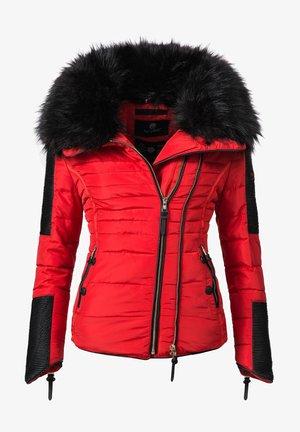 YUKI - Winter jacket - light red