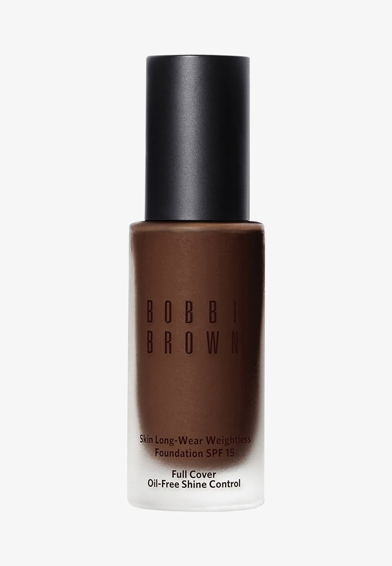 Bobbi Brown - SKIN LONG WEAR WEIGHTLESS FOUNDATION SPF15 - Fond de teint - c-106 cool chestnut