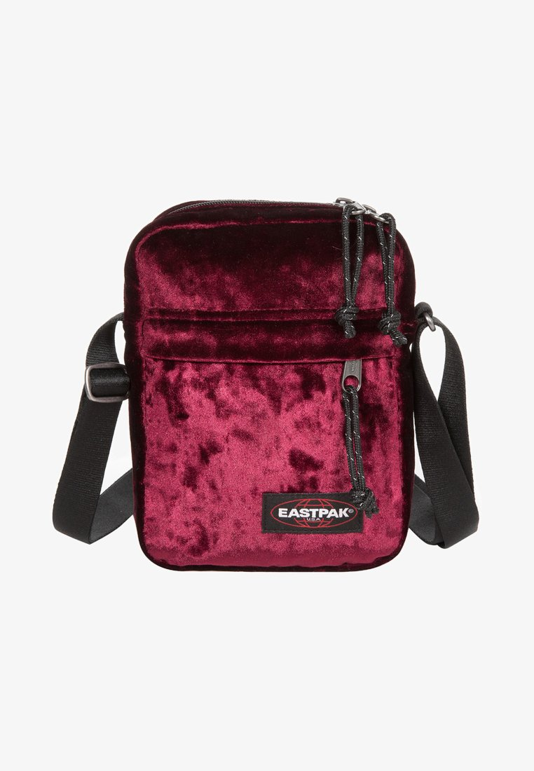 Eastpak - AUTHENTIC - Axelremsväska - merlot crushed