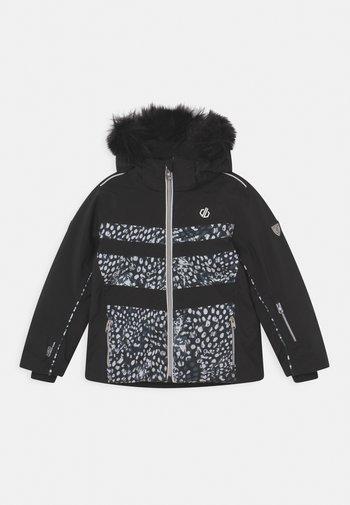 BELIEF - Snowboard jacket - black