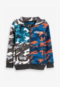 Next - Zip-up sweatshirt - multi-coloured - 1