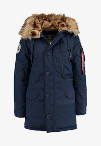 Alpha Industries - POLAR JACKET - Vinterkappa /-rock - blue - 6