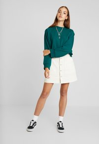 Monki - ESTRID - Sweatshirt - dark green - 1