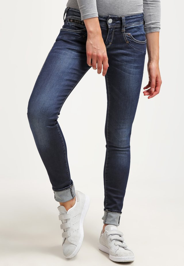 PIPER SLIM - Slim fit jeans - clean
