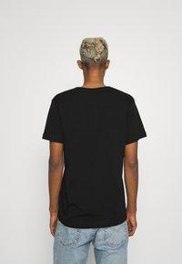 Makia - Makia x Olle Eksell Bird T-Shirt - T-shirt print - black - 2
