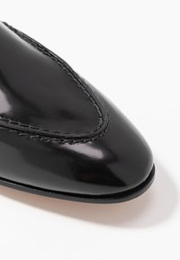 J.CREW - NO TAB ACADEMY LOAFER - Instappers - black - 2