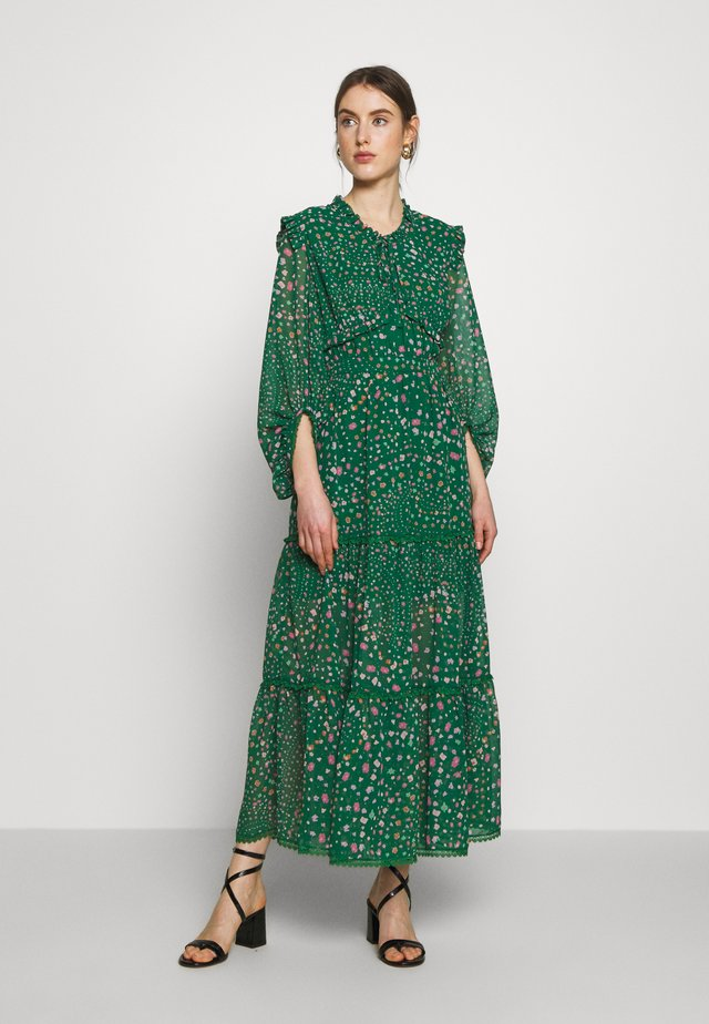 HANSEN DRESS - Maxikjole - jelly bean green