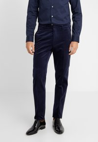 DRYKORN - Q-BELLAC - Completo - navy - 4