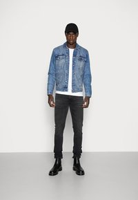 Only & Sons - ONSCOIN TRUCKER  - Veste en jean - blue denim - 1
