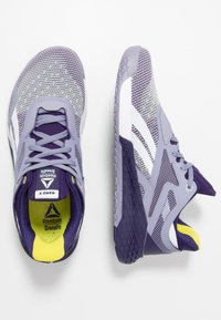 Reebok - NANO X - Trainings-/Fitnessschuh - violet haze/mystery orchid/white - 1