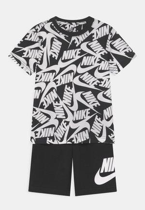 FUTURA TOSS SET  - Camiseta estampada - black