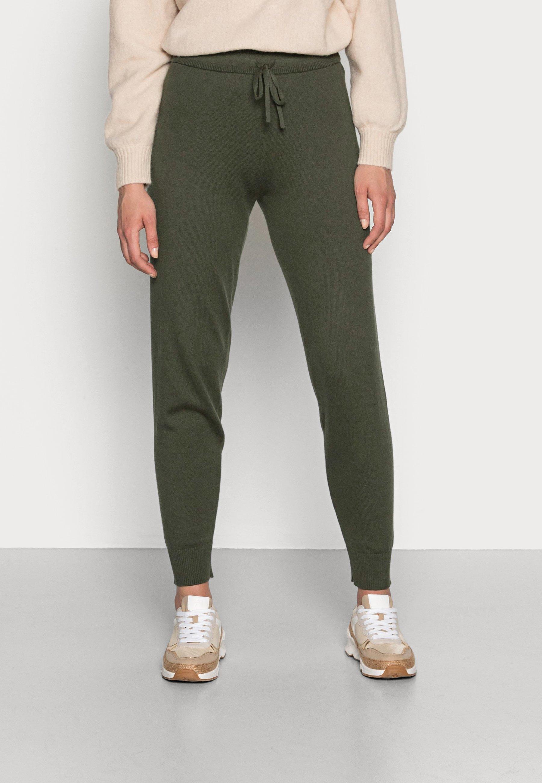 Mujer ZAMONA STRING PANT - Pantalones deportivos