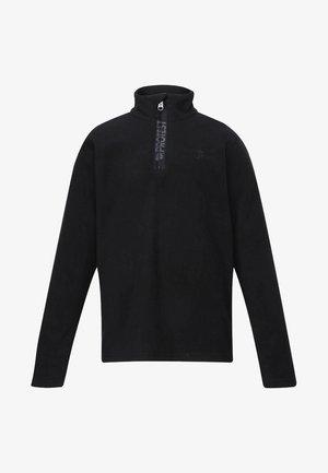 PERFECTY - Fleece jumper - schwarz