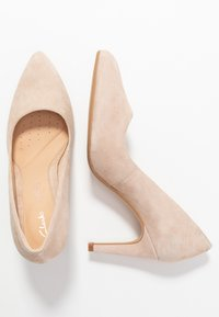 Clarks - LAINA RAE - Klassiske pumps - blush - 3