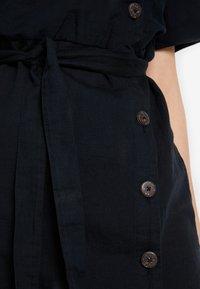 Esprit - Skjortekjole - black - 6