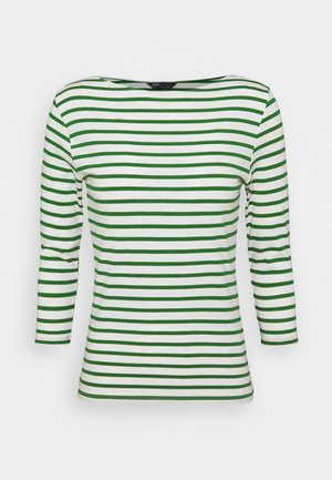 SLASH  - Long sleeved top - green