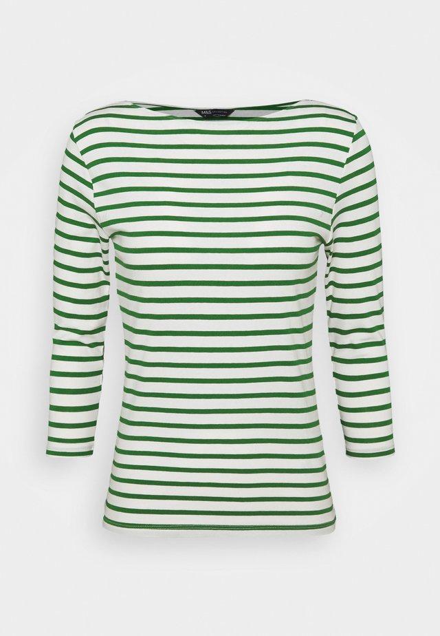 SLASH  - Långärmad tröja - green
