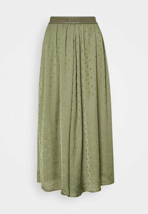 TICK - Pleated skirt - lizard