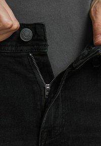 Jack & Jones - LIAM - Jeans Skinny Fit - black denim - 3