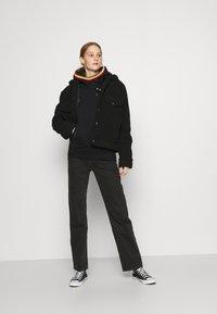 Ragwear - ERMELL - Sweatshirt - black - 1