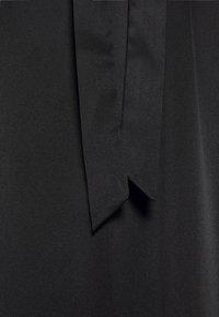Sand Copenhagen - RAYA SLEEVELESS DRESS - Robe de soirée - black - 5