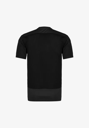 TEAMGOAL 23 TRAININGSSHIRT HERREN - T-Shirt print - black / asphalt