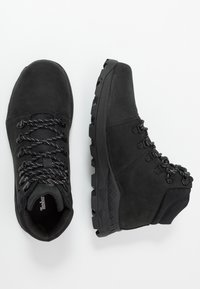 Timberland - BROOKLYN HIKER - High-top trainers - black - 1