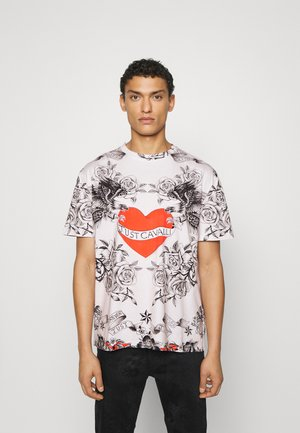 T-shirt con stampa - white variant