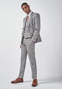 Next - Suit jacket - grey - 1