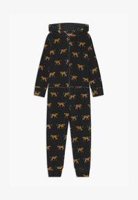 Claesen's - GIRLS ONESIE - Pyjamas - black - 0