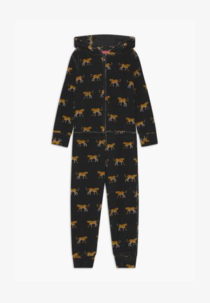 GIRLS ONESIE - Pyžamo - black