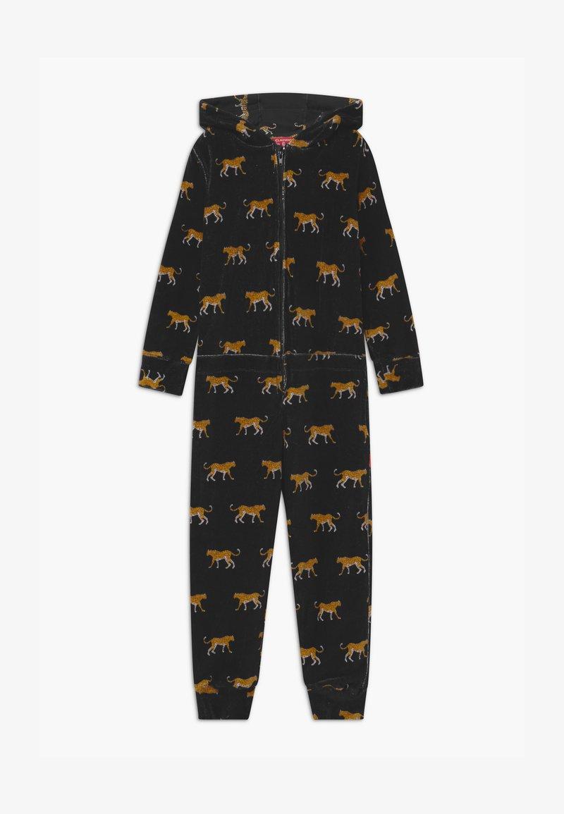 Claesen's - GIRLS ONESIE - Pyjamas - black