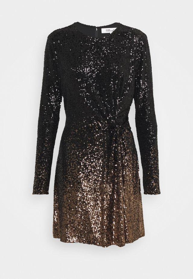 SAVANNA - Robe de soirée - black