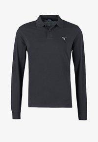 THE ORIGINAL RUGGER - Polo shirt - black